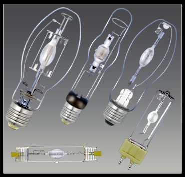 High Pressure Metal Halide Lamps
